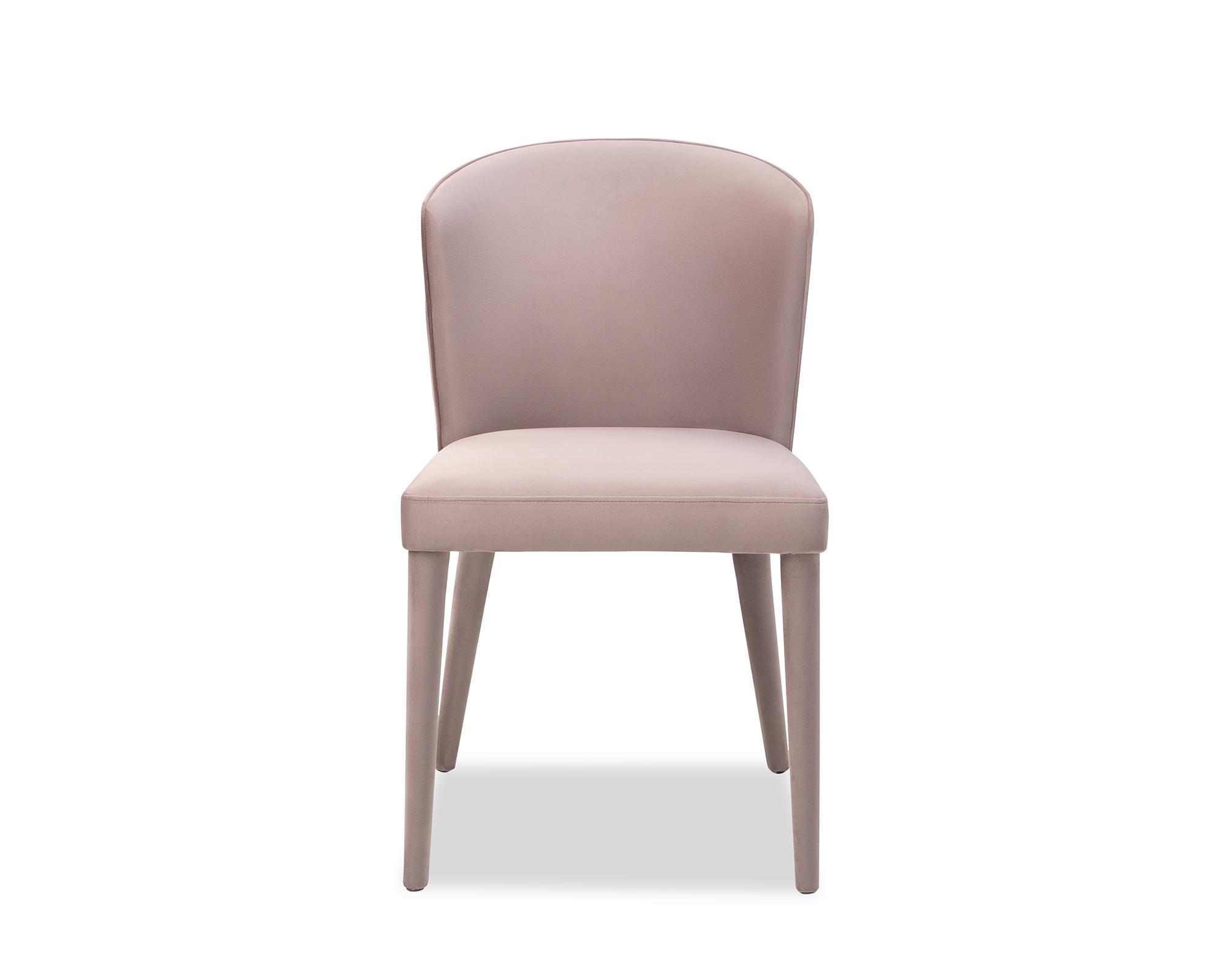 Liang & Eimil Kay Dining Chair Lilac Velvet BH-DCH-075 (2)