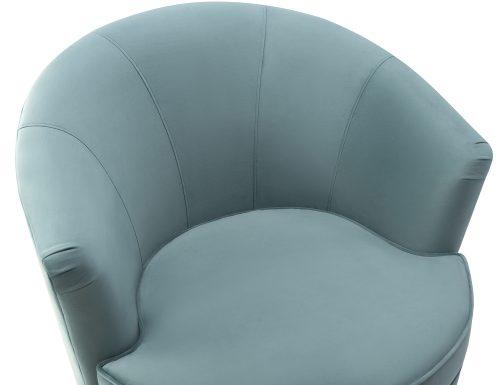 Liang & Eimil Kiss Occasional Chair Deep Turquoise Velvet BH-OCH-086 (5)