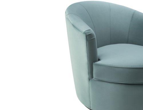 Liang & Eimil Kiss Occasional Chair Deep Turquoise Velvet BH-OCH-086 (6)