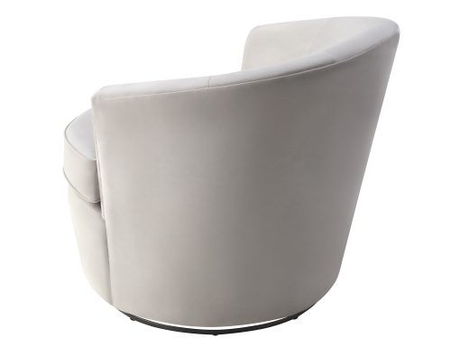 Liang & Eimil Kiss Occasional Chair Fog Grey Velvet BH-OCH-087 (4)