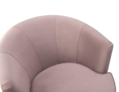 Liang & Eimil Kiss Occasional Chair Lilac Velvet BH-OCH-085 (3)