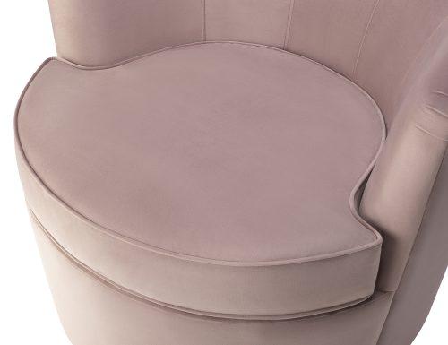 Liang & Eimil Kiss Occasional Chair Lilac Velvet BH-OCH-085 (4)