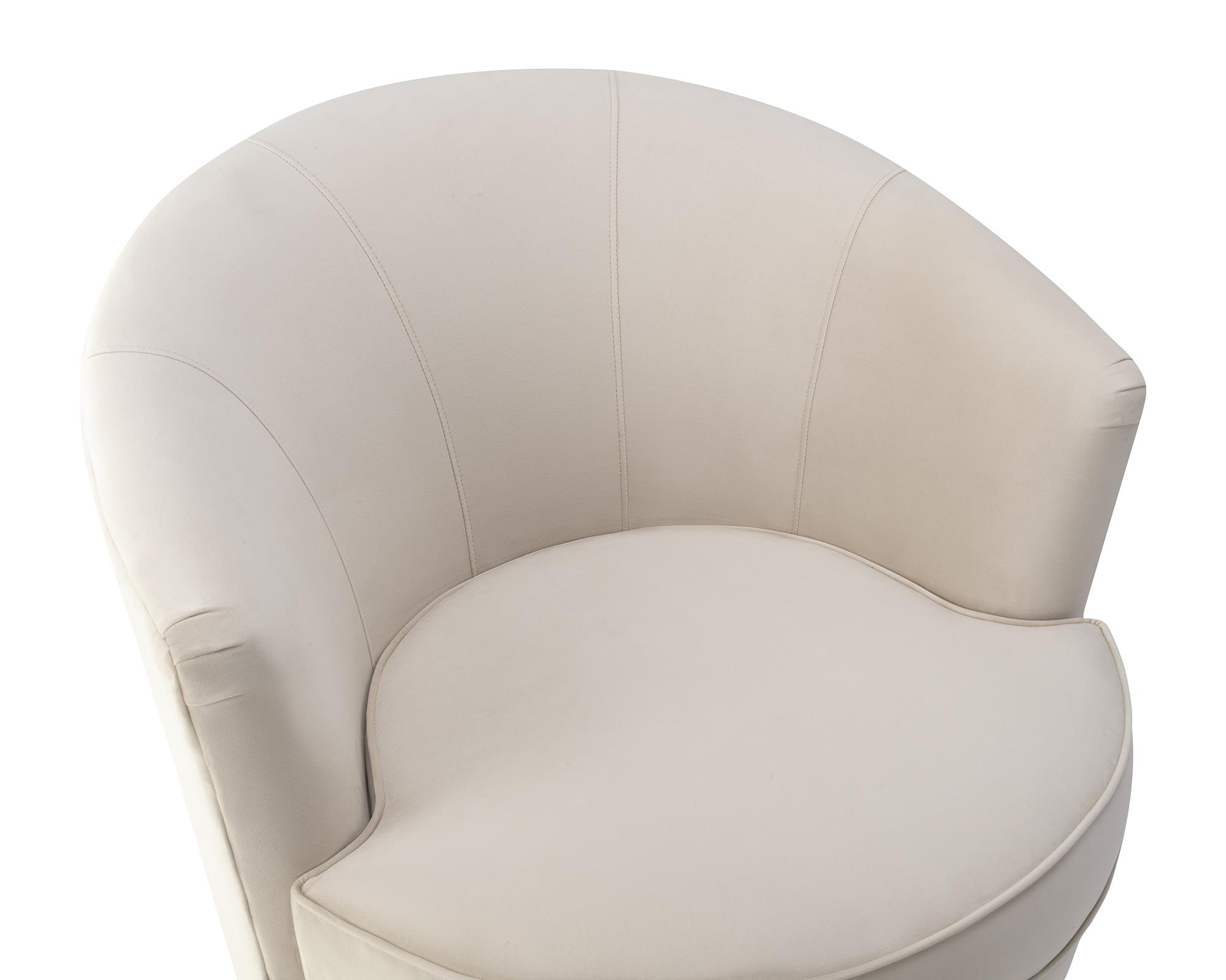 Liang & Eimil Kiss Occasional Chair Tan Beige Velvet BH-OCH-084 (4)