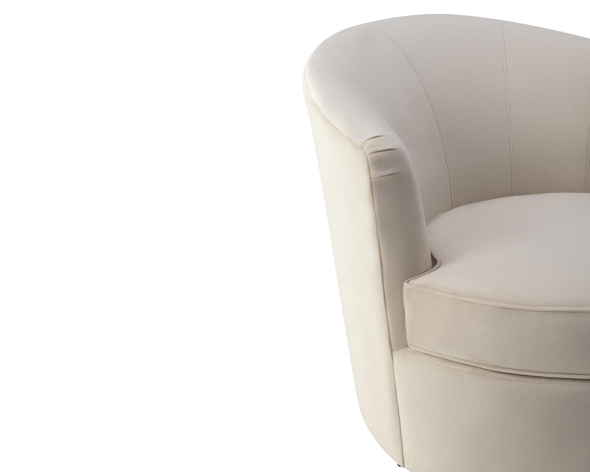 Liang & Eimil Kiss Occasional Chair Tan Beige Velvet BH-OCH-084 (5)