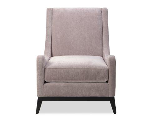 Liang & Eimil Lima Occasional Chair Lavender Velvet BH-OCH-090 (2)