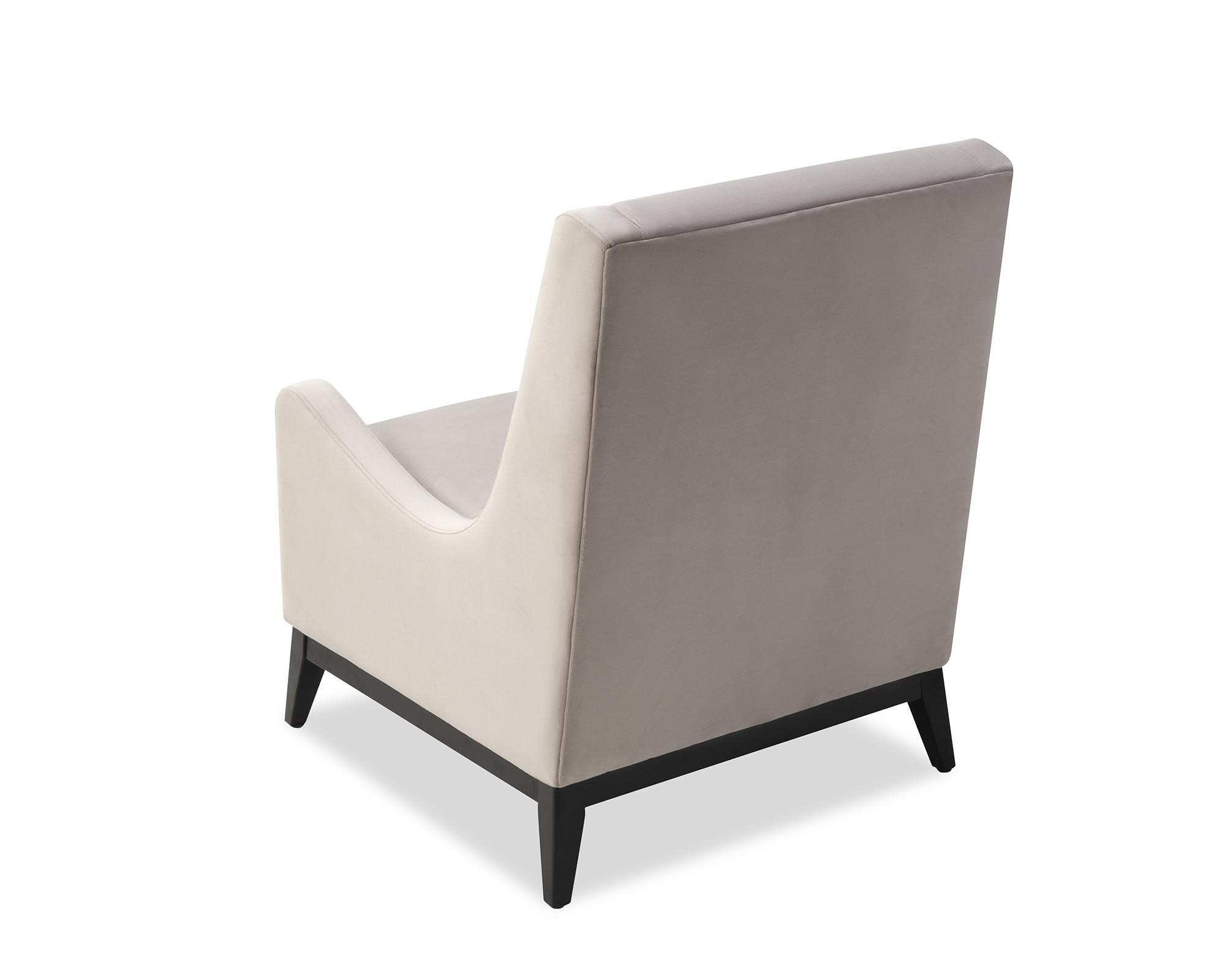 Liang & Eimil Lima Occasional Chair Limestone Velvet BH-OCH-089 (4)