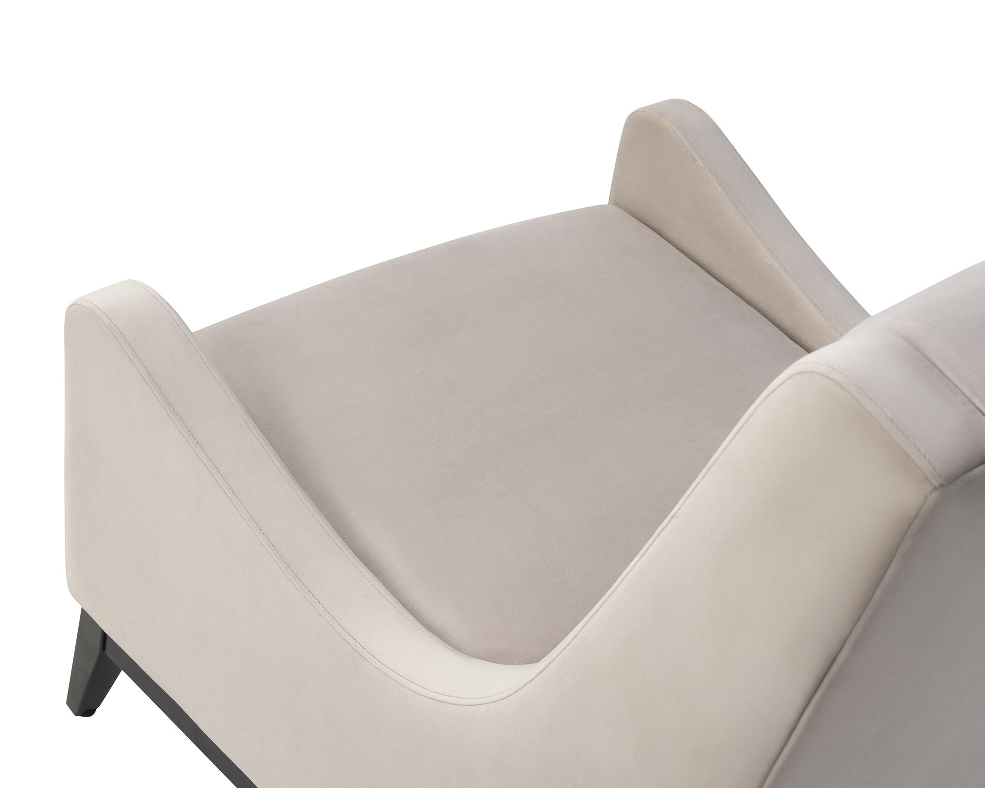 Liang & Eimil Lima Occasional Chair Limestone Velvet BH-OCH-089 (5)