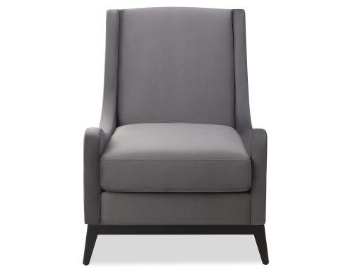 Liang & Eimil Lima Occasional Chair Night Grey Velvet BH-OCH-088 (2)