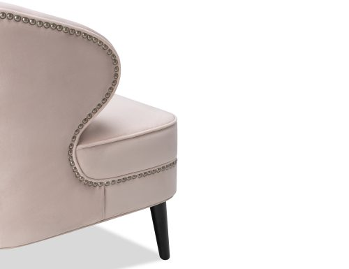 Liang & Eimil Lindsay Occasional Chair Blush Velvet BH-OCH-118 (1)