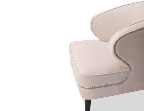 Liang & Eimil Lindsay Occasional Chair Blush Velvet BH-OCH-118 (5)