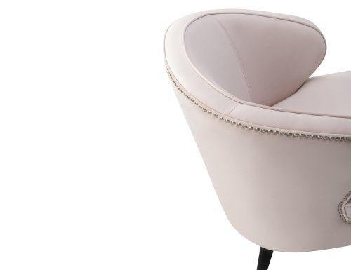 Liang & Eimil Lindsay Occasional Chair Blush Velvet BH-OCH-118 (6)