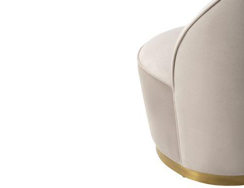 Liang & Eimil Miu Occasional Chair Limestone Velvet BH-OCH-132 (4)