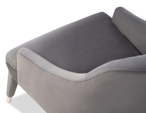 Liang & Eimil Sylvia Occasional Chair Night Grey Velvet BH-OCH-091 (4)