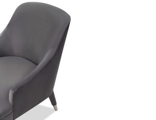 Liang & Eimil Sylvia Occasional Chair Night Grey Velvet BH-OCH-091 (6)