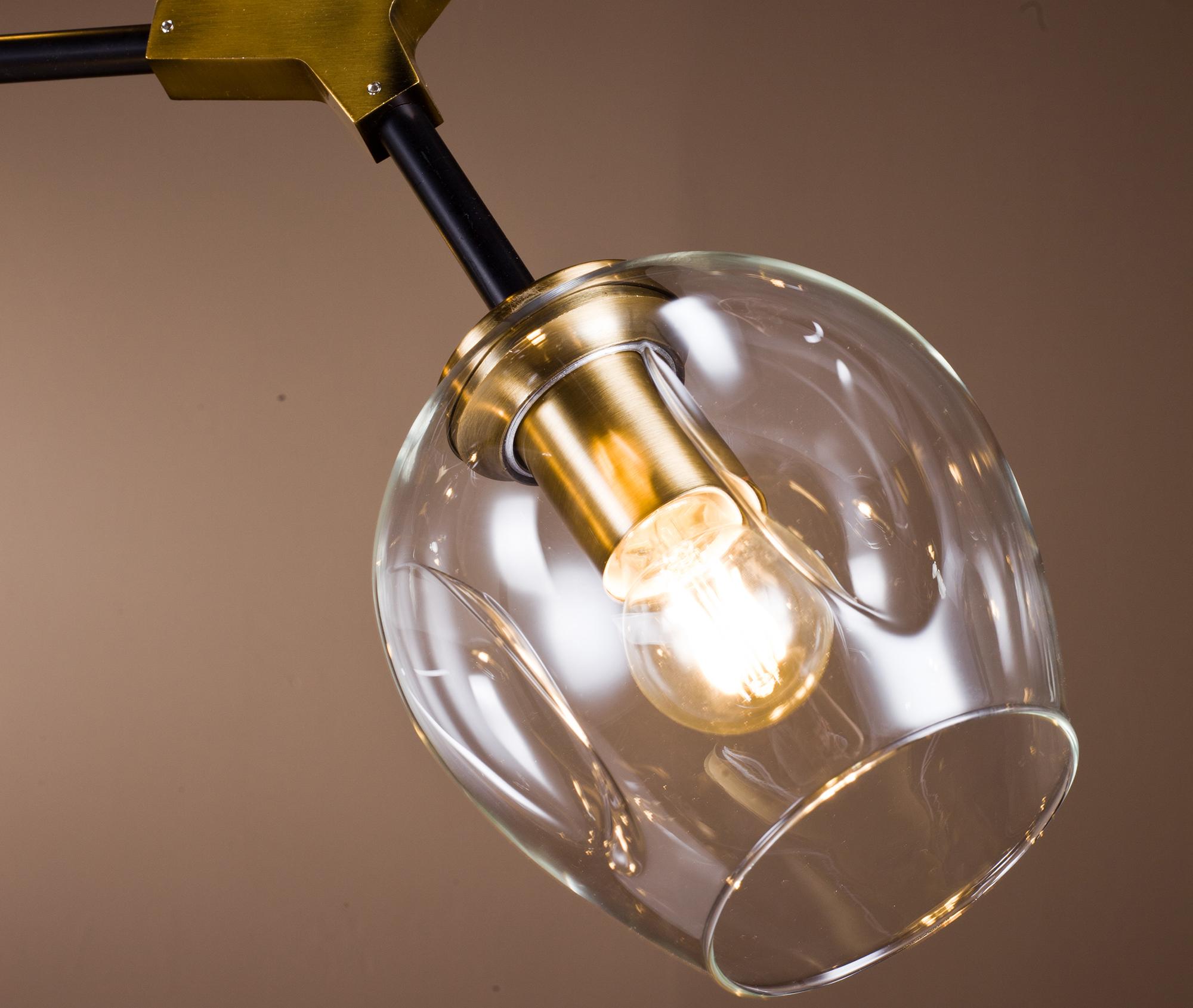 Liang & Eimil Orbital Pendant Lamp GD-LGT-0105 (3)