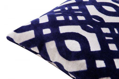 Liang & Eimil ZD-PW-0020 Monarch Marine Blue Pillow (2)