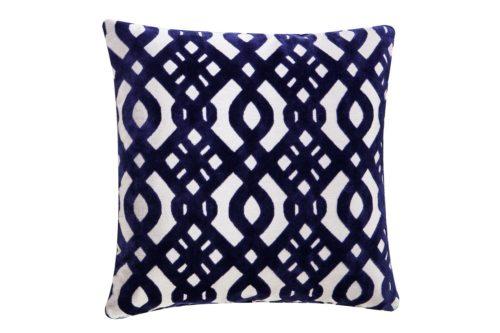 Liang & Eimil ZD-PW-0020 Monarch Marine Blue Pillow (5)