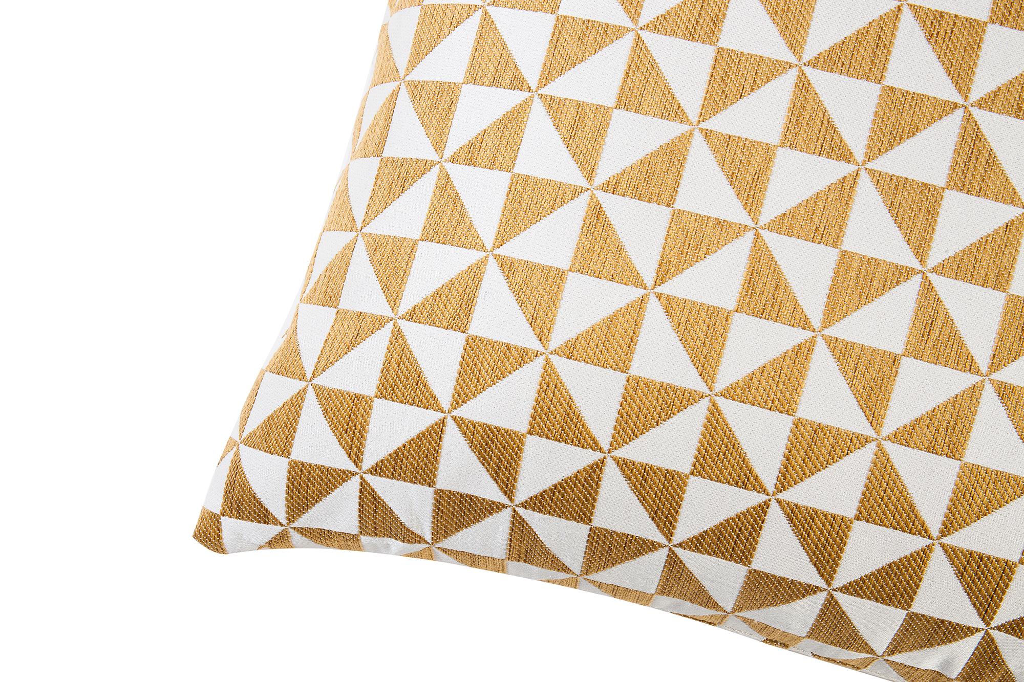 Liang & Eimil ZD-PW-0022 Colbert Gold Pillow (1)