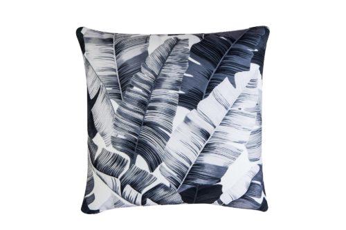 Liang & Eimil ZD-PW-0031 Tropical Pillow White & Black (7)
