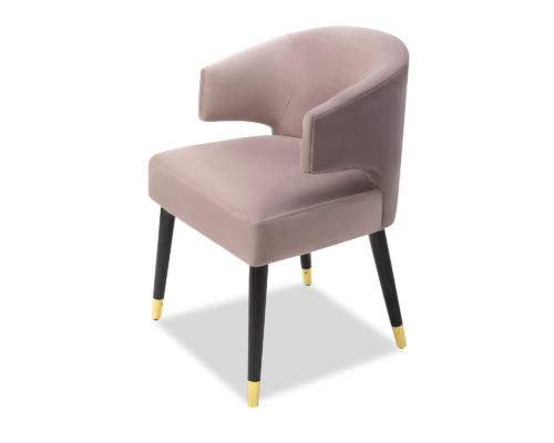 Liang & Eimil Mia Dining Chair Lilac Velvet BH-DCH-140 (9)