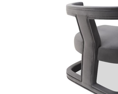 Liang & Eimil Jimi Occasional Chair Night Grey Velvet BH-OCH-111 (6)