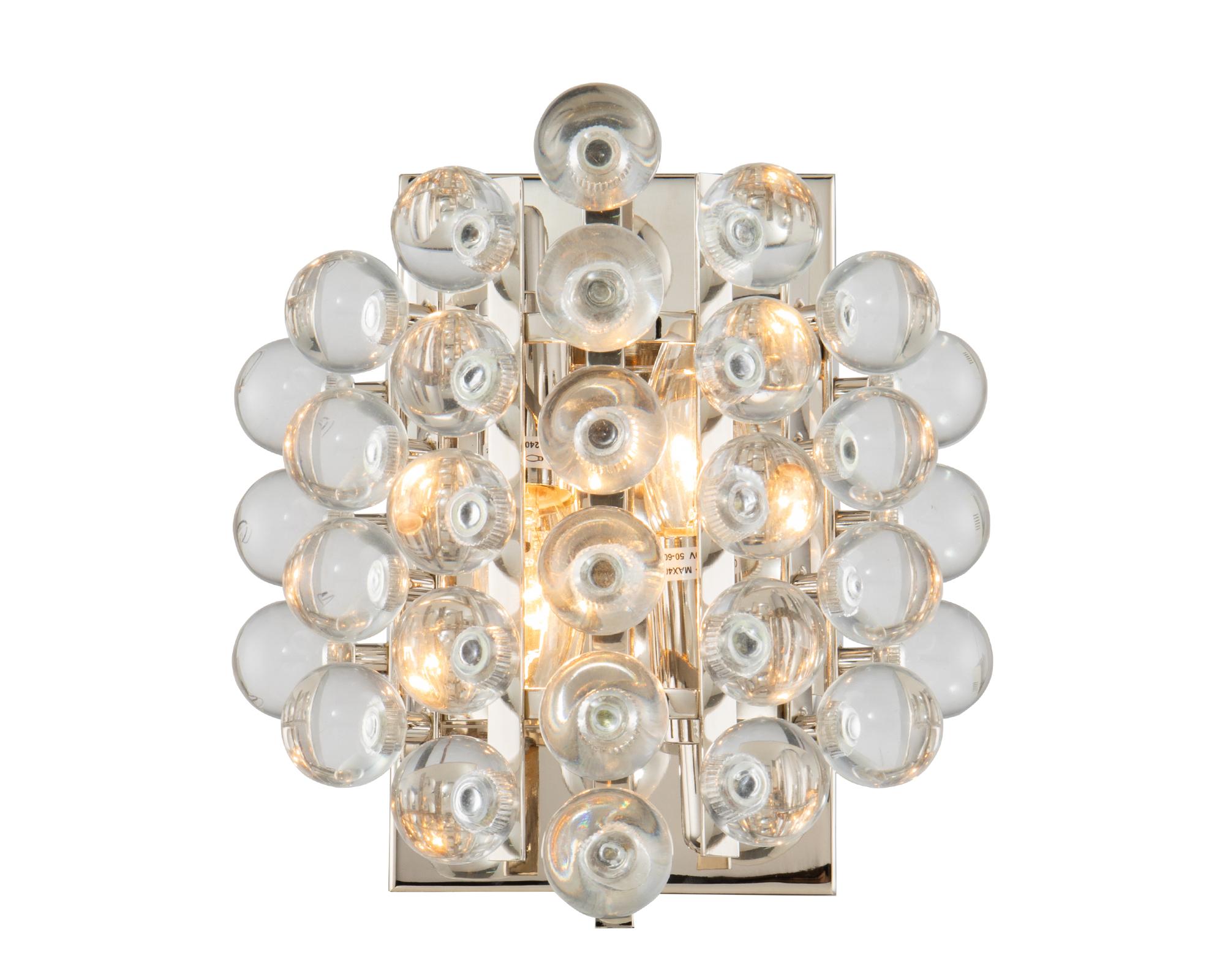 Liang & Eimil Astoria Wall Lamp Nickel