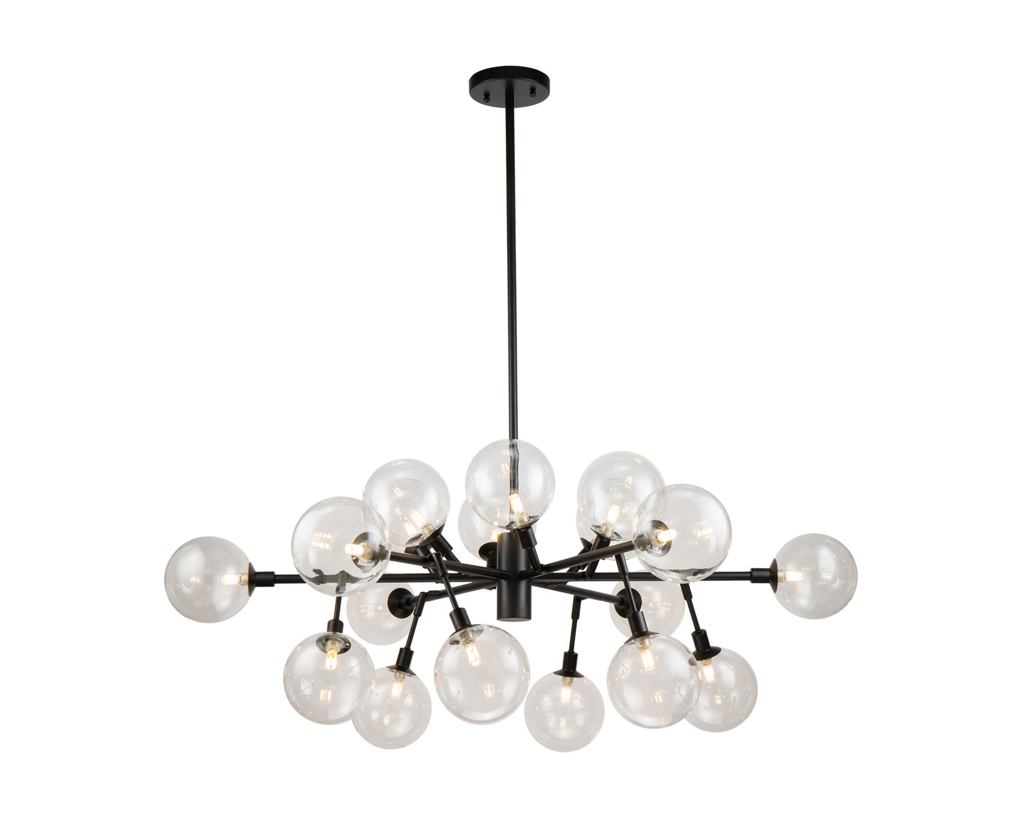 Baldwin Ceiling Lamp Luxury Lighting Liang Eimil