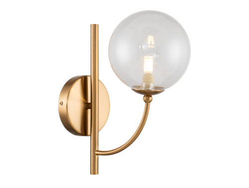 Liang & Eimil Ivy Wall Lamp Antique Brass
