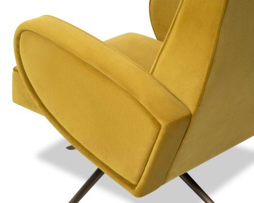 Liang-&-Eimil-Strata-Chair-Kaster-Mustard-Velvet-BH-OCH-182-(5)