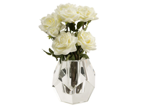 Crystal Glass Vase FJHC-ACSR-012