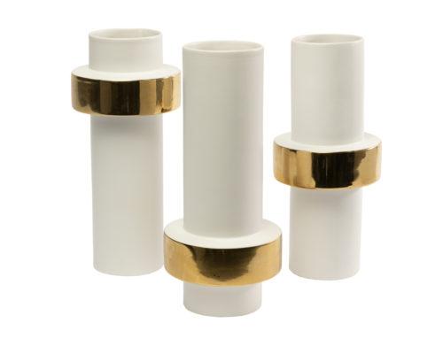 Liang & Eimil Ceramic Vase MLC-ACSR-0032 0033 0034 (4)