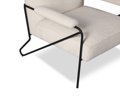 Liang & Eimil Kemper Occasional Chair Boucle Sand GV-OCH-069 (1)